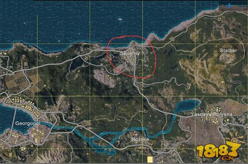 绝地求生全军出击S城地图资源详解 S城开局玩法心得分享