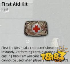 背包空間緊張 關于游戲中的藥品我們該如何抉擇