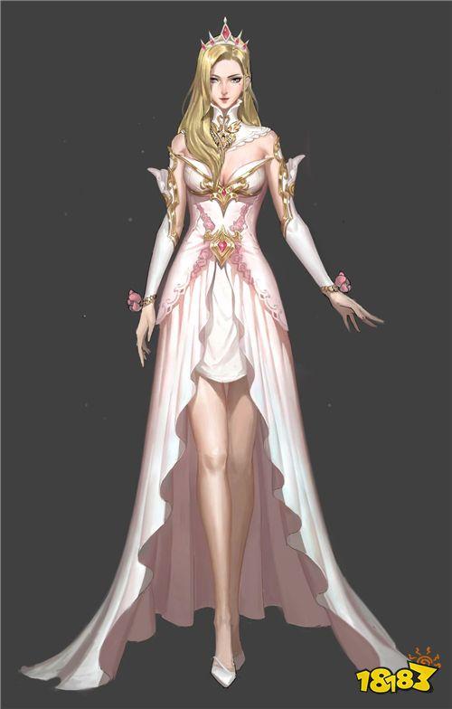 《诺亚传说手游》的婚礼礼服居然唤醒了对结婚的幻想