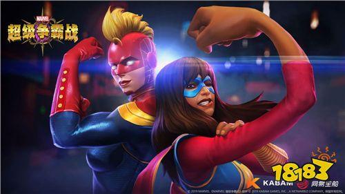 格斗神作 《漫威:超级争霸战》5月6日登陆安卓平台