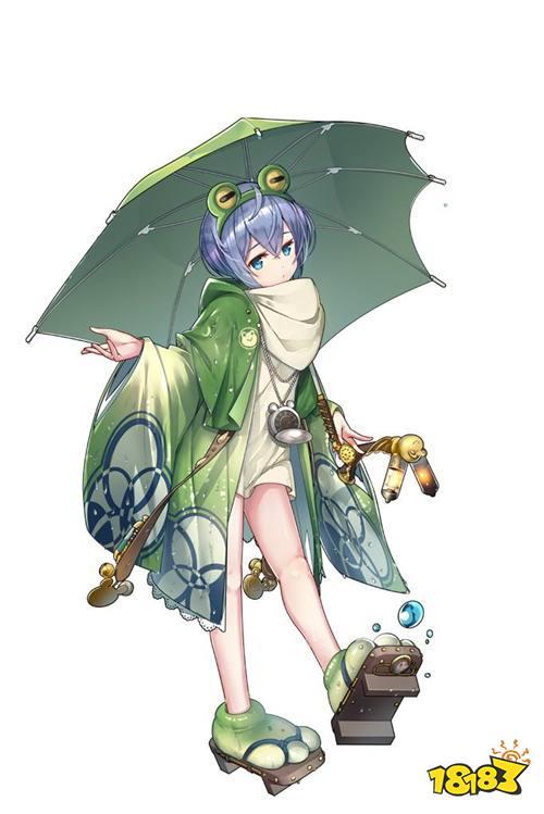 中日共同开发 召唤少女救世界《万灵启源》公布!