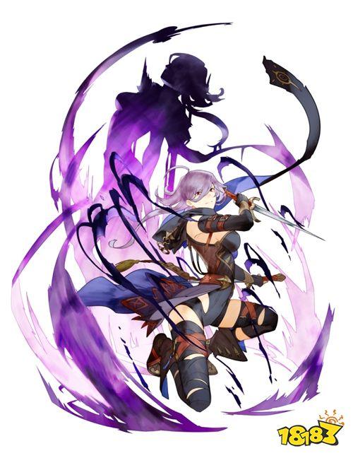 《灵魂掠夺者R》公开游戏登场角色美术及最新画面