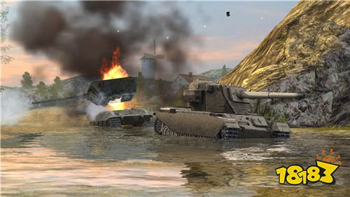 Y系4005新坦歼!《坦克世界闪击战》新版更新 5周年活动开启!