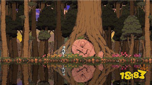 剧情向探索游戏《双面世界》 探索创造生命之道!