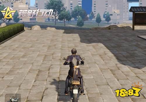 摩托飞车体验升级!《荒野行动》高能玩法等你解锁