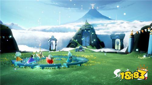 《Sky光·遇》App Store今日独家首发 温暖的灵魂终将相遇!