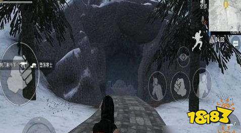 和平精英雪地防空洞怎么进 雪地防空洞进入方法