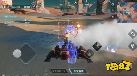 凤凰彩票平台代理返点,重装上阵测评:科幻+射击+沙盒模式,让你体验不一样的战车竞技