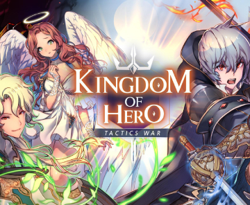 《Kingdom of Hero》预约开始