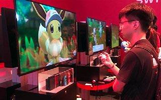 比酷暑还火热的ChinaJoy:Switch首秀,龙珠限量款脱销,5G云游戏好玩吗?