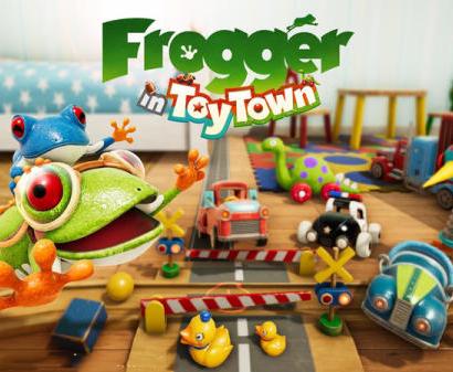 《青蛙过街in玩具城》正式公开