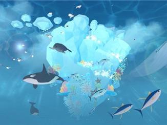 《极地深海水族馆》预约开始 养成海洋生物治愈身心