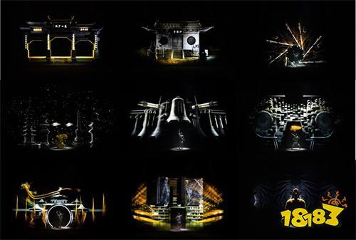 《天龙八部》创意全息互动投影 获伦敦国际广告奖