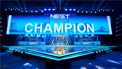 高手如云,勇登巅峰!NEST2019年度总决赛杭州落幕!