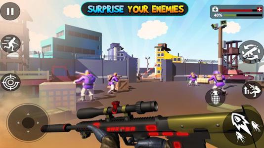 射击类游戏合集