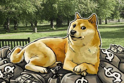 狗狗币美元实时行情