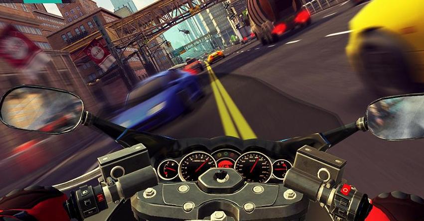 狂野的赛车类游戏下载