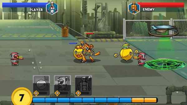 机器人进化战斗游戏图片1