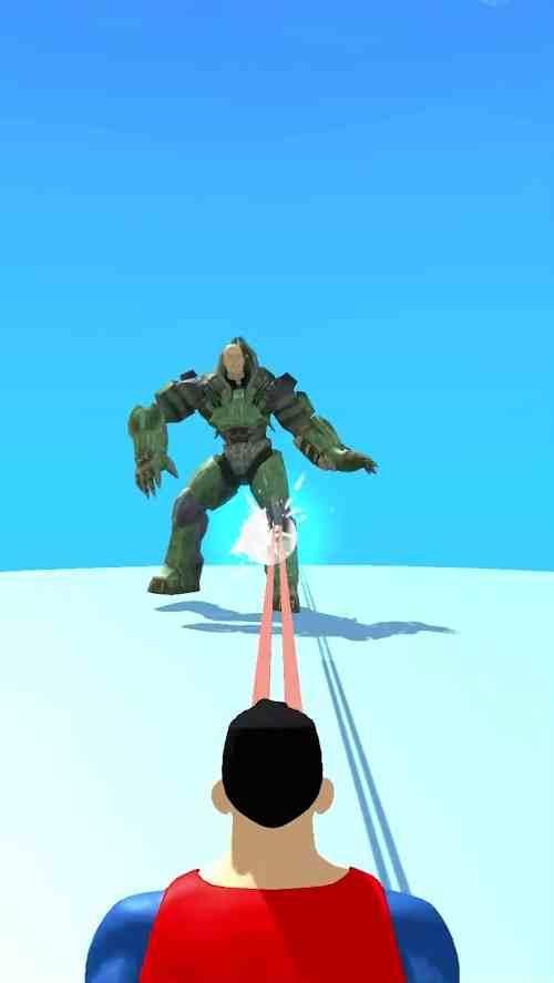 超级英雄奔跑游戏图片1