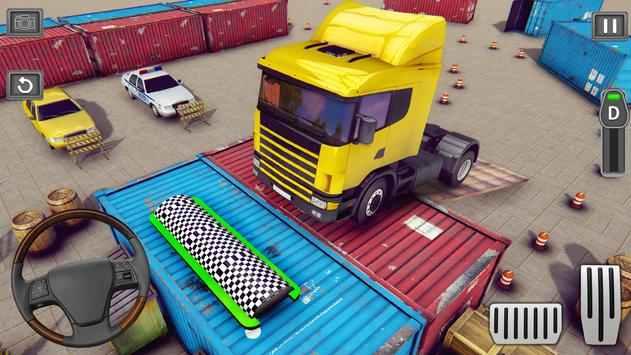 欧洲卡车停车场游戏图片2
