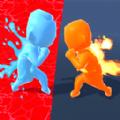 冰火英雄冲突3D游戏