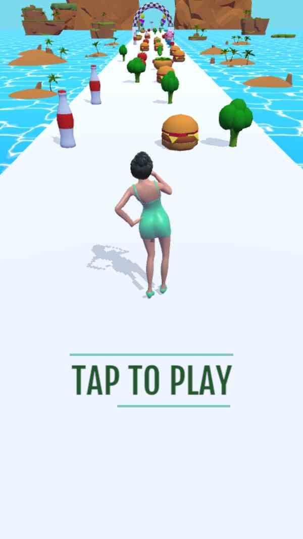减肥跑酷游戏图片1