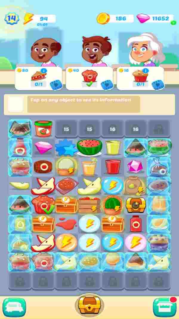 合并与美食游戏图片1