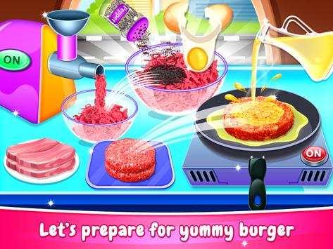 街头美食烹饪厨师游戏图片1