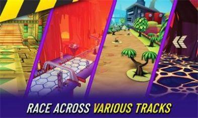 战斗拉力赛游戏图片1