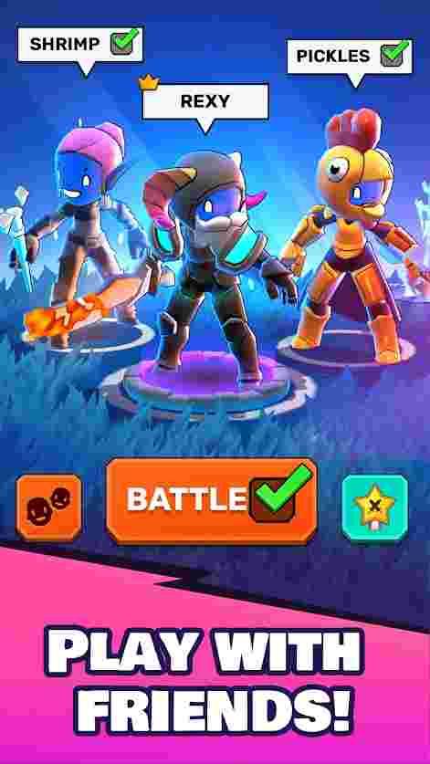 骑士之刃游戏图片1