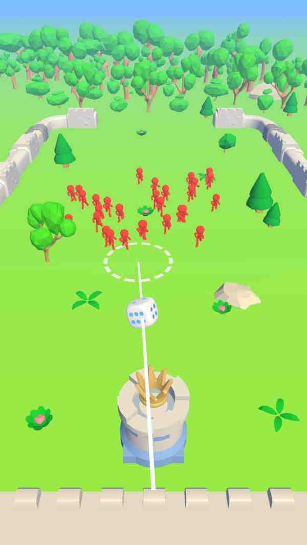 火柴人骰子军队游戏图片1