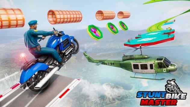 摩托车特技竞技游戏图片2