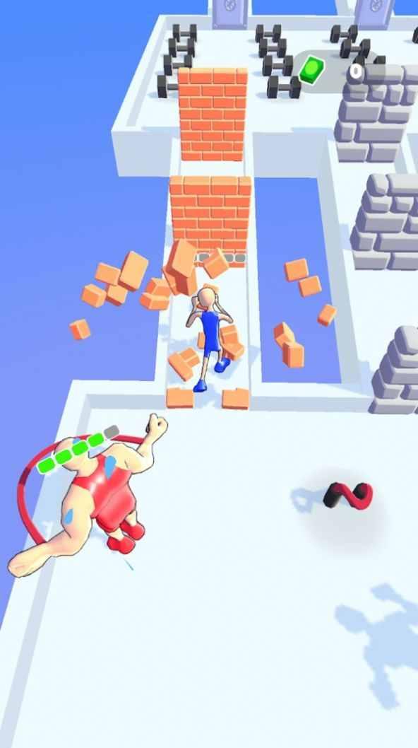 肌肉英雄大作战游戏图片1