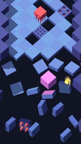 滚动的方块安卓图片1