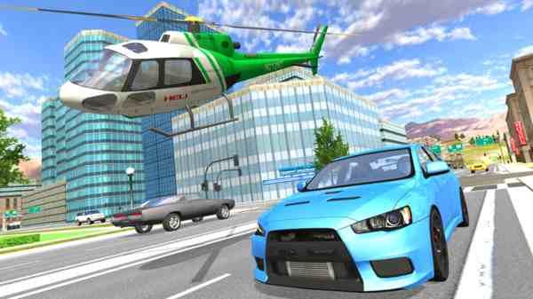 犯罪汽车模拟游戏图片1