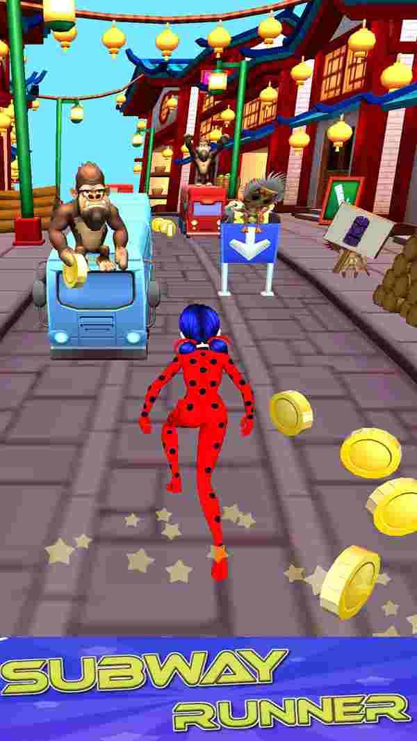 瓢虫公主3D游戏图片1