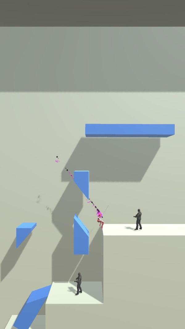 激光忍者游戏图片1