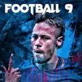 进化足球9传球和射门游戏