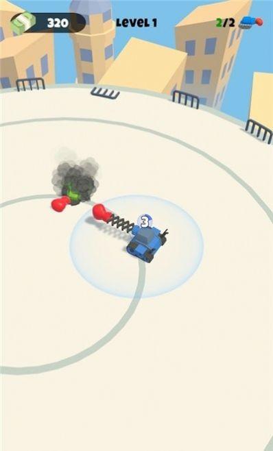 坦克拳击比赛游戏图片1