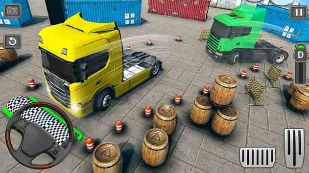 欧洲卡车停车场游戏图片1