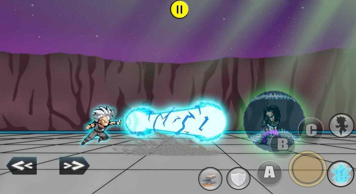 赛亚战士之神游戏图片1
