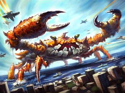 18183每日手游推荐:进击的河道蟹
