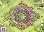 《部落战争》主城9本阵型策略与分析