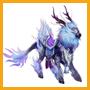 魔域口袋版霜炼麒麟兽