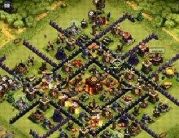 clash of clans 6本防守视频