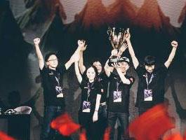 中国队夺冠!部落冲突2015国际邀请赛