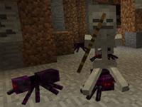 我的世界暮色森林mod蜘蛛幼虫怪物介绍