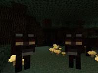 我的世界暮色森林mod幽灵狼怪物介绍