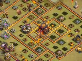 为什么我的部落城堡升级了却没有在部落对战中体现呢?
