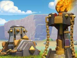 更新预告第一弹:新地狱之塔与迫击炮等级